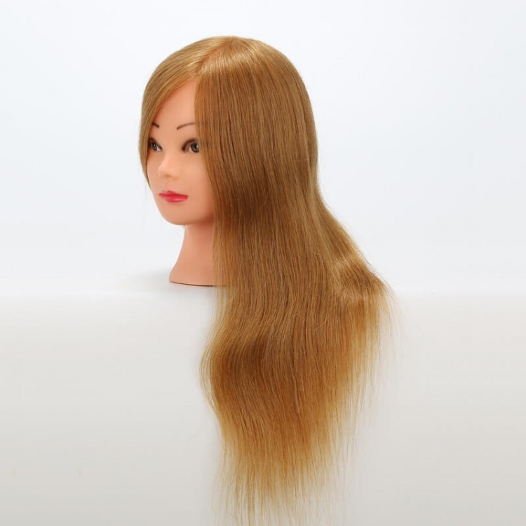 Golden Human Hair