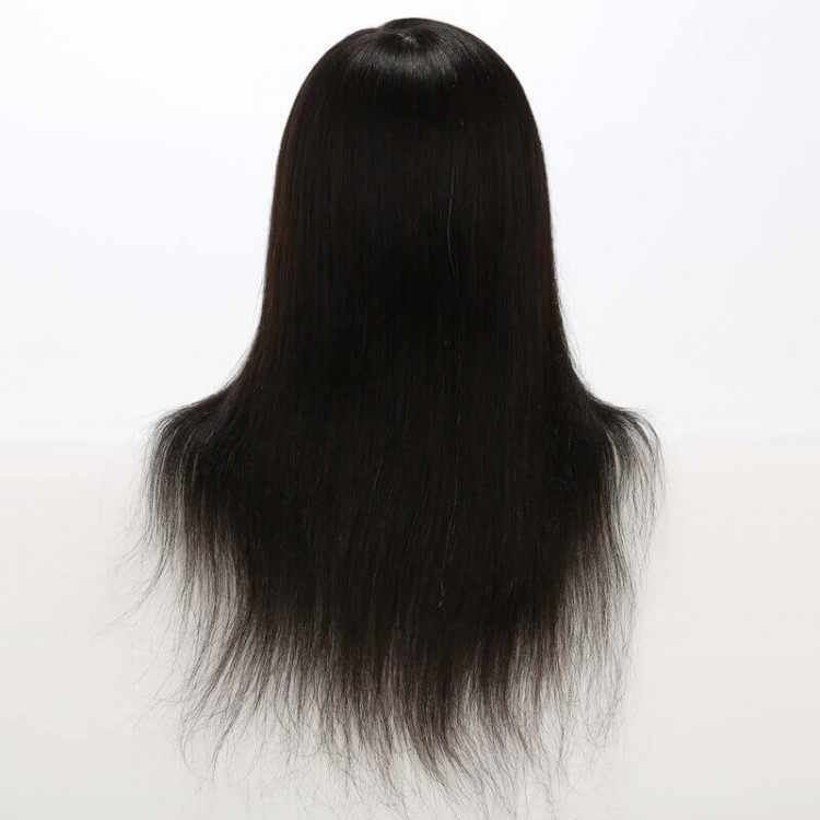 DSoar Hair Unprocessed Human Hair 12''-18'' Training Head