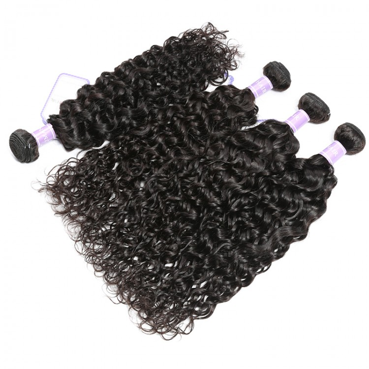 virgin natural wave hair