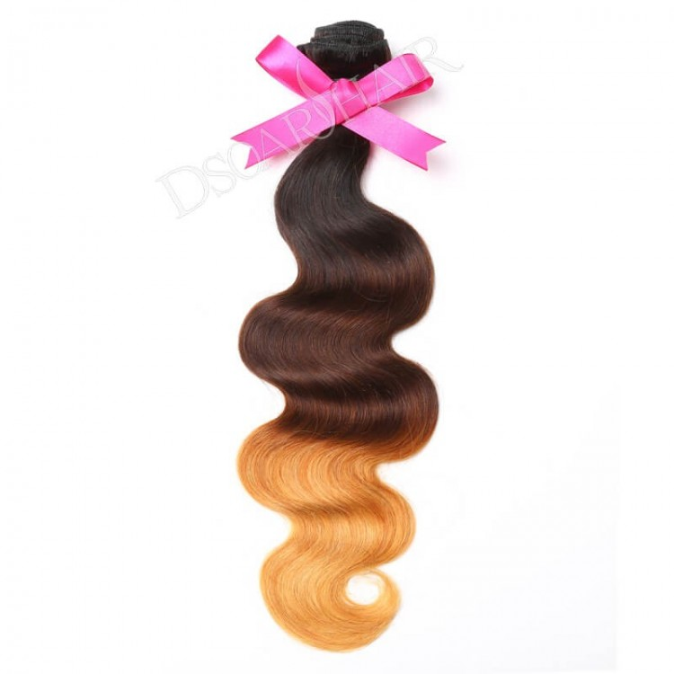 Body Wave Virgin Hair Ombre virgin Hair
