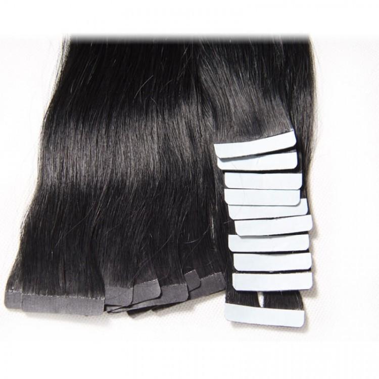 Human Hair Straight Weft