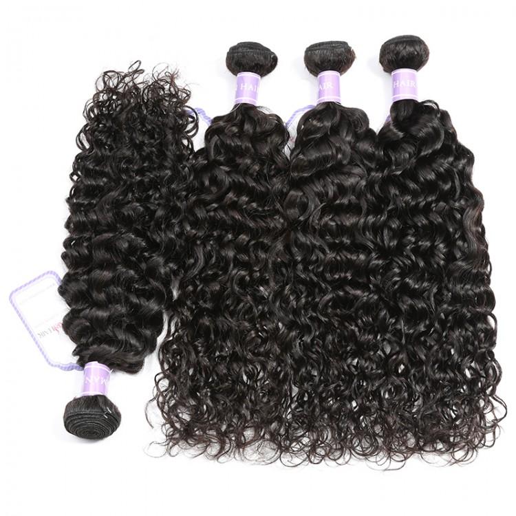 4 natural wave weave