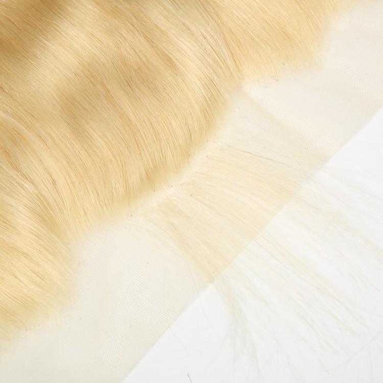 3 bundles 613 hair