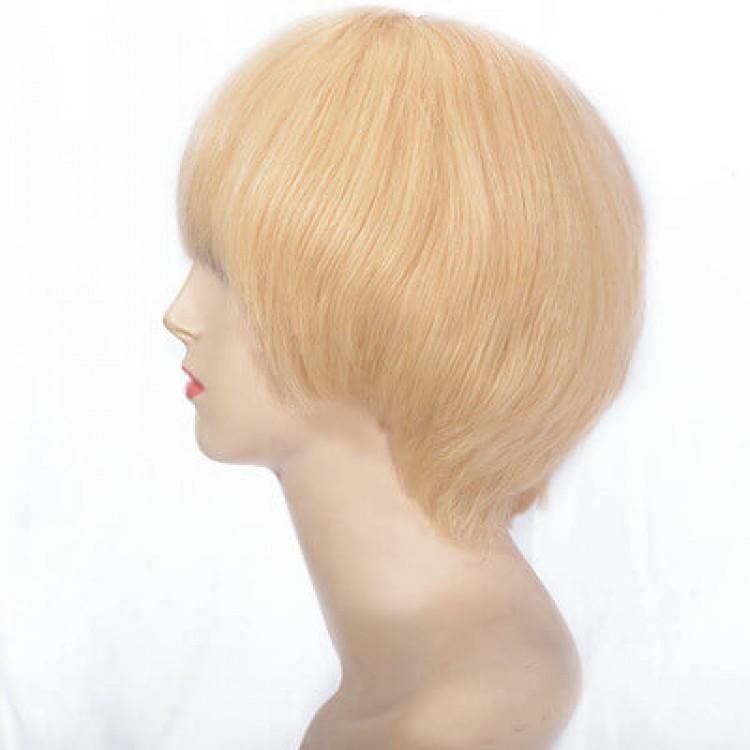 Short Bob Lace Front Human Hair Wig