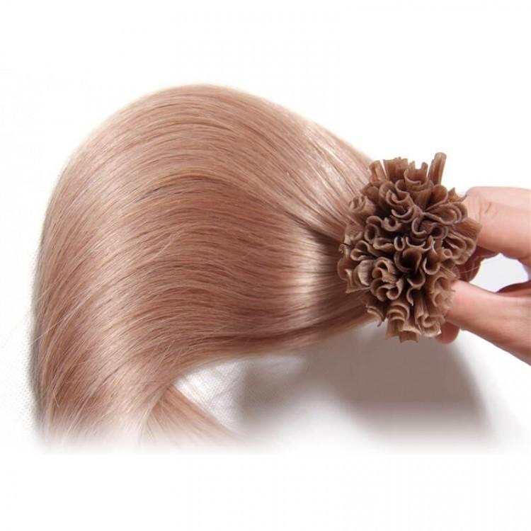 Malaysian U Tip Hair Extensions