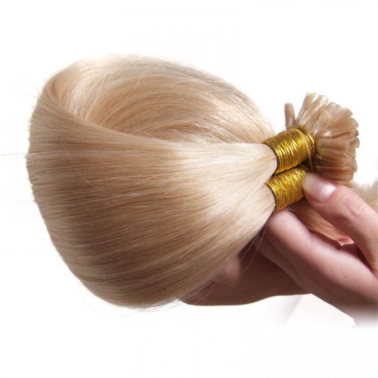 U Tip Keratin Fusion Hair Extensions