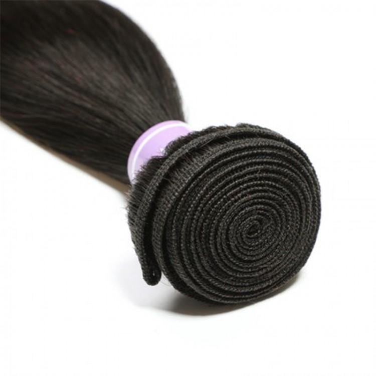 Brazilian 4 Bundles With Lace closure