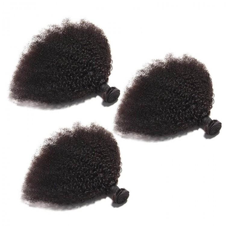 Afro kinky curly hair bundles