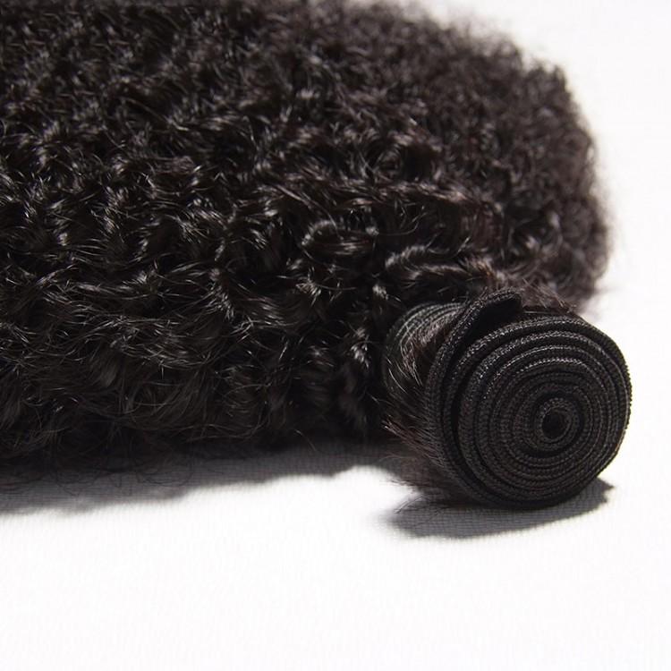 Afro kinky curly virgin hair