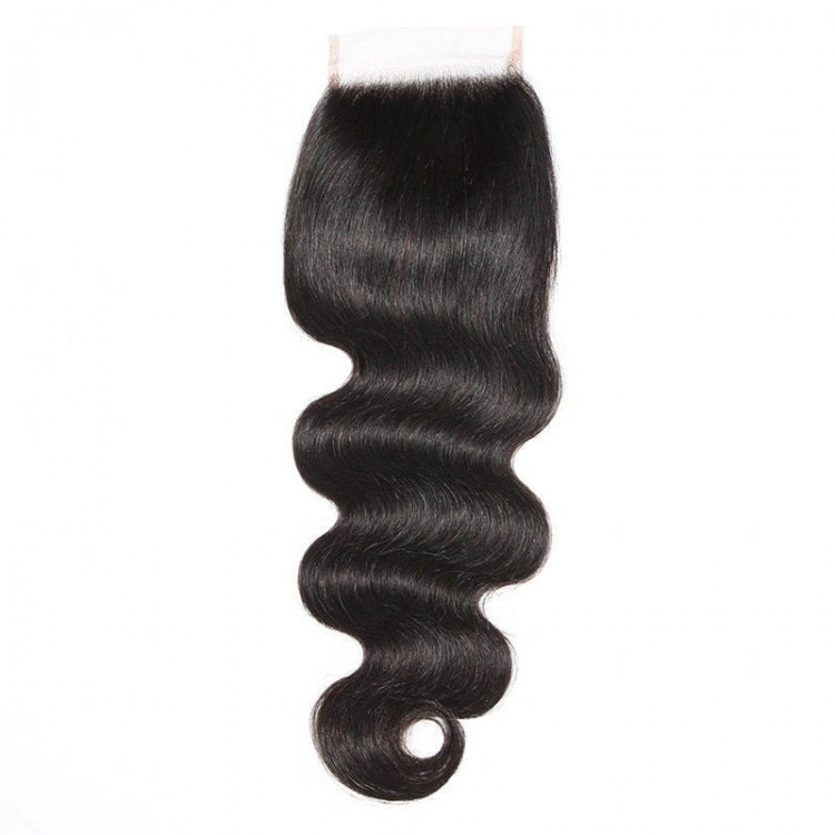body wave weave with closure