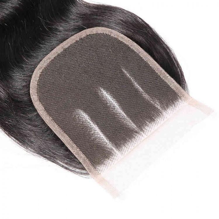 3 part lace closure