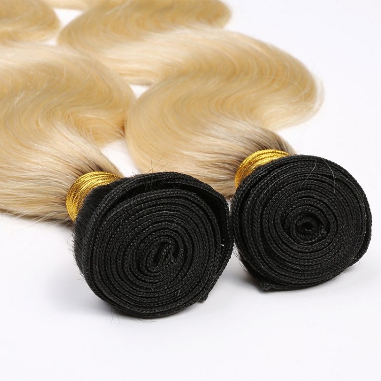 two tone hair weave