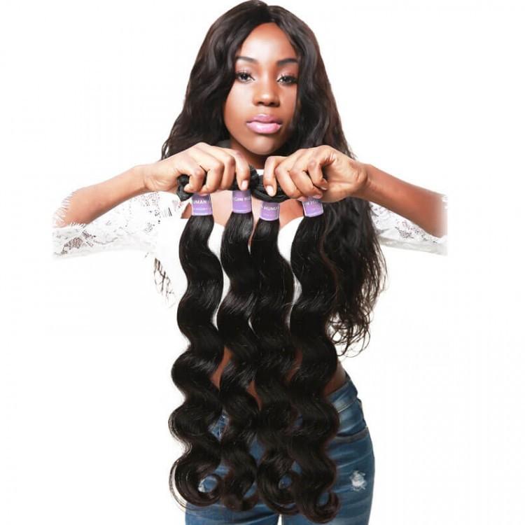 Body Wave Hair 4Bundles