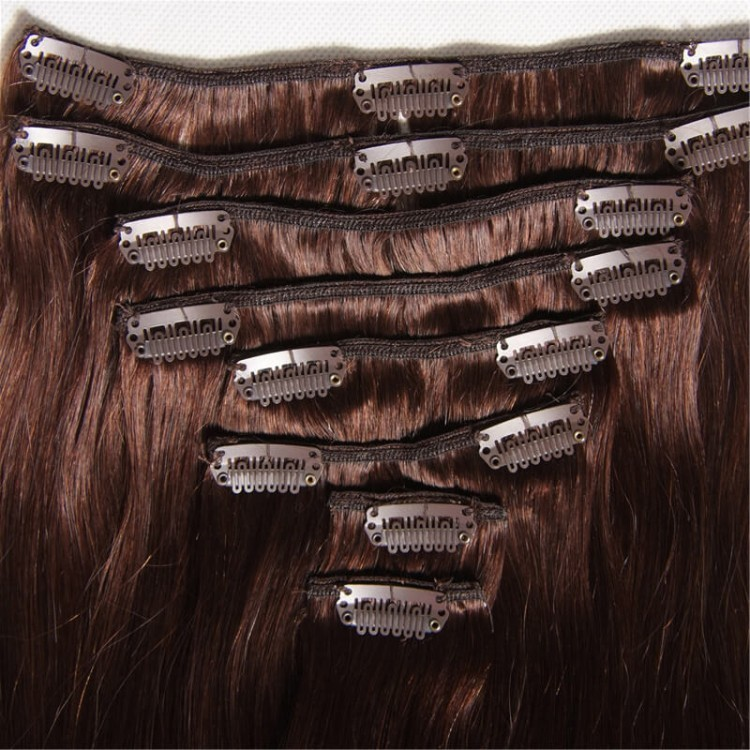 Clip In Brazilian hair