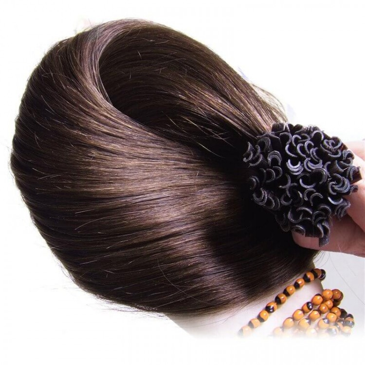 Peruvian U Tip Hair Extension