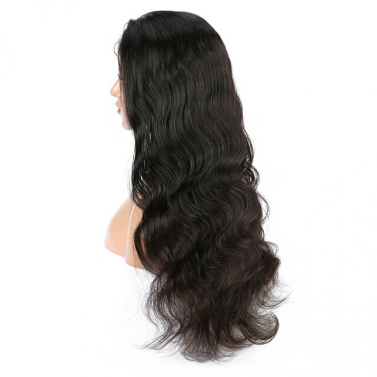 Brazilian Body Wave Lace Front Wig Human Hair