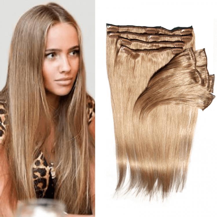 80g Clip In Hair