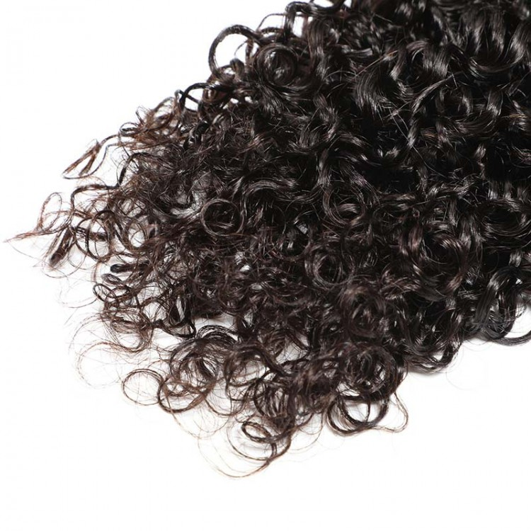Peruvian virgin hair curly