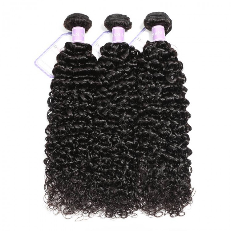 Malaysian virgin hair curly