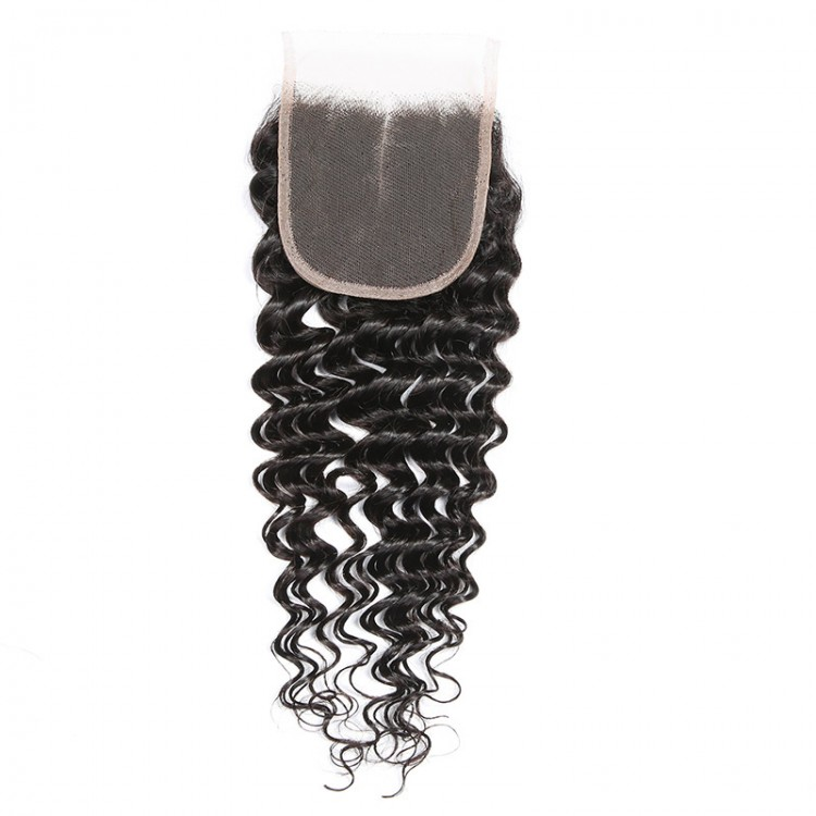 deep weave lace closure
