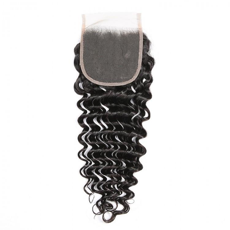 lace closure weave