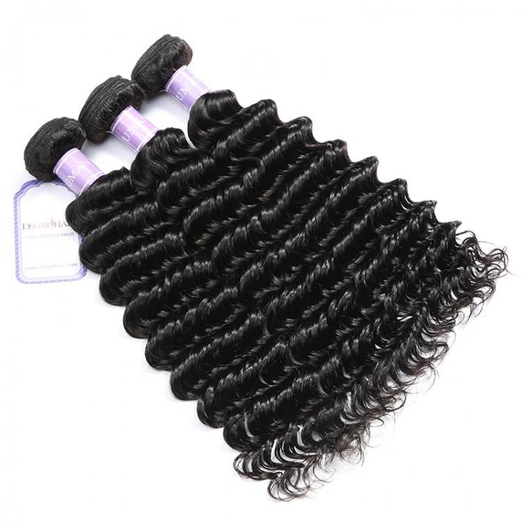 Brazilian deep wave weave