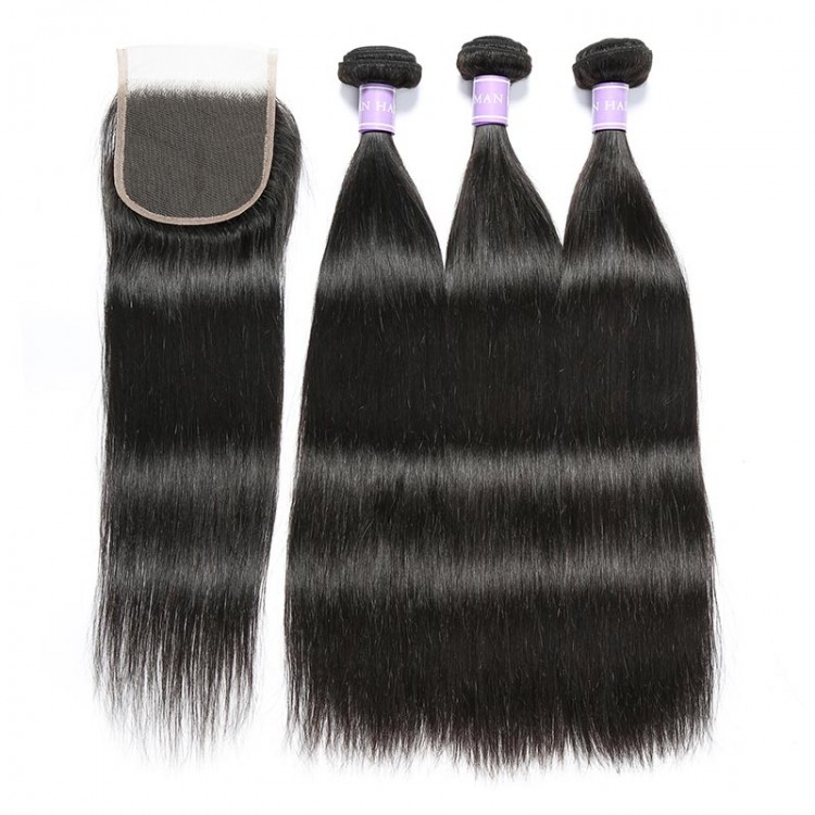 hair weaves with lace closure