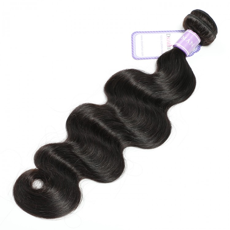 Body wave hair sew in