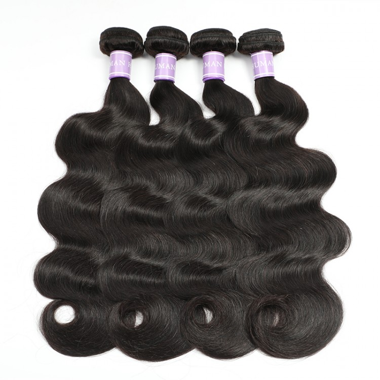 Peruvian Body Wave 4 bundles