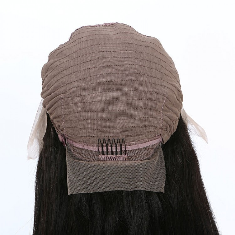 Hand Tied Lace Front Wig