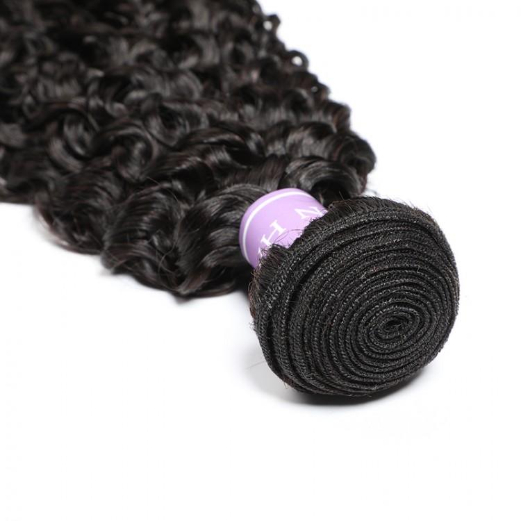 Natural Wave Weave DSoar Hair 3 Bundles Deals With Lace Closure