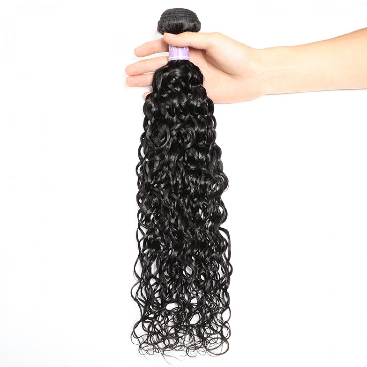 Natural Wave Human Virgin Hair Weaving