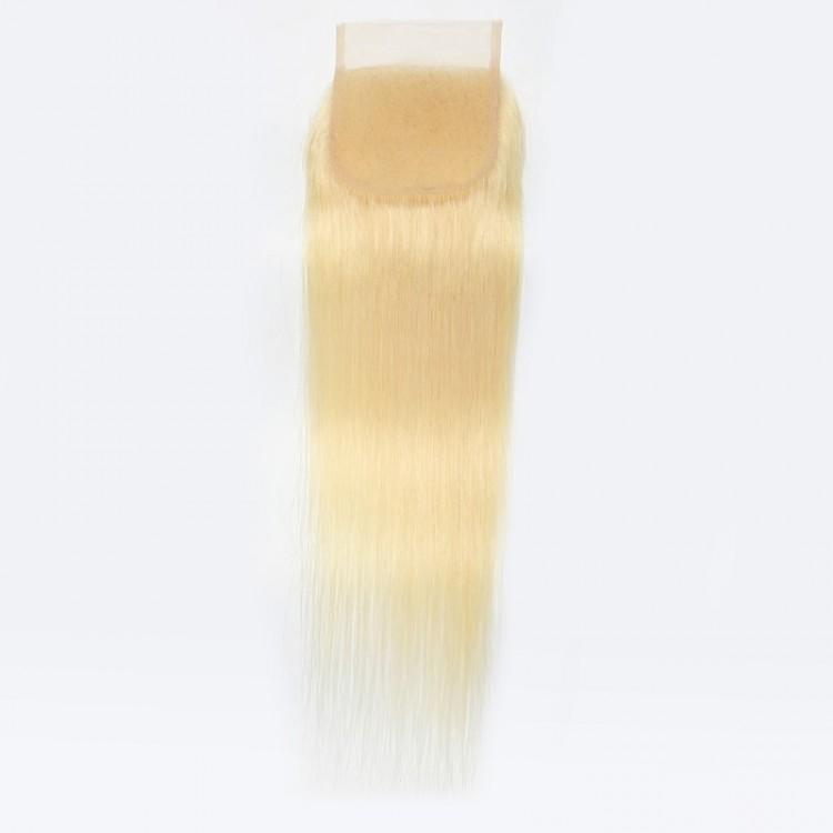 Brazilian Virgin Human Hair blonde
