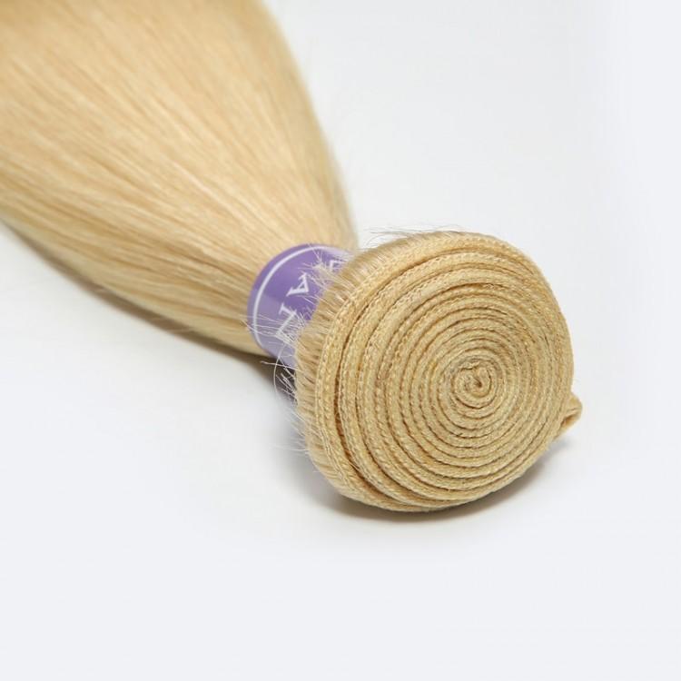 4 bundles of Brazilian straight hair