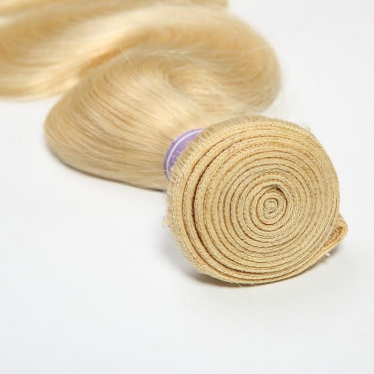 blonde sew in weave