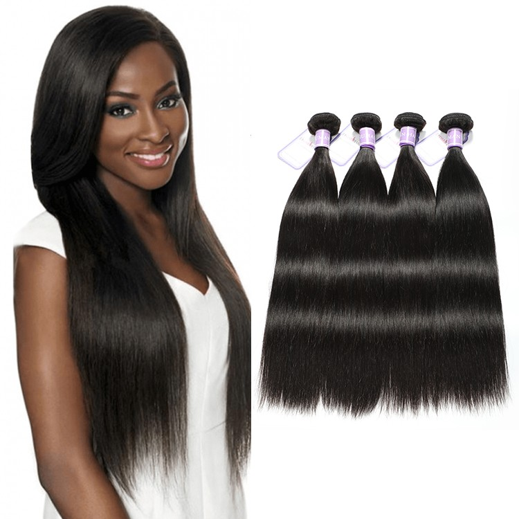 Indian straight remy hair