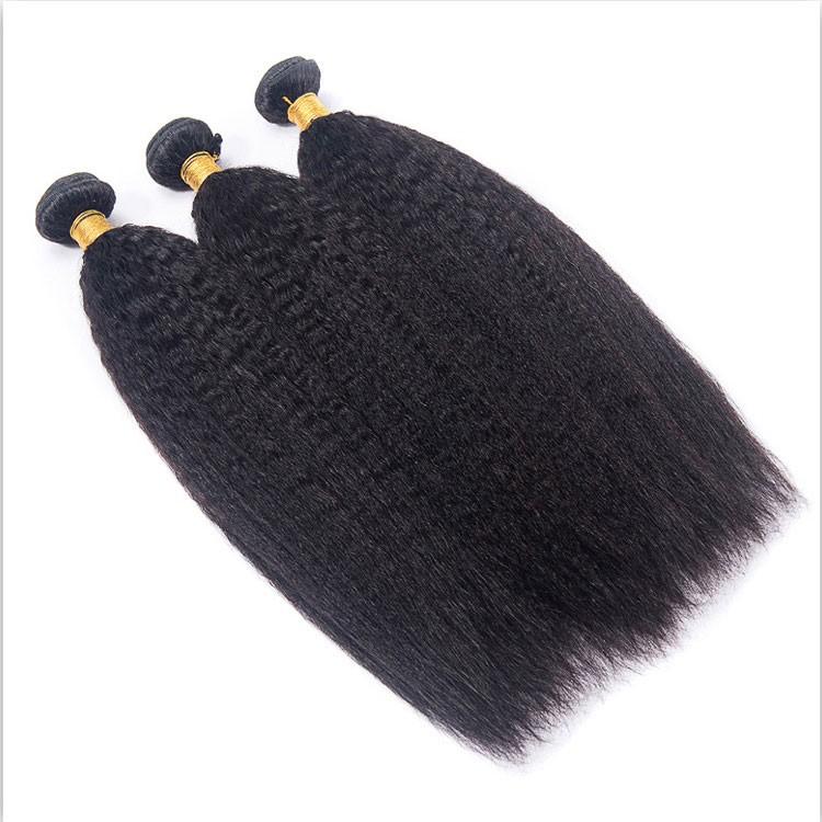 Indian kinky straight hair