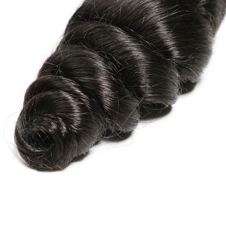 Malaysian loose wave hair