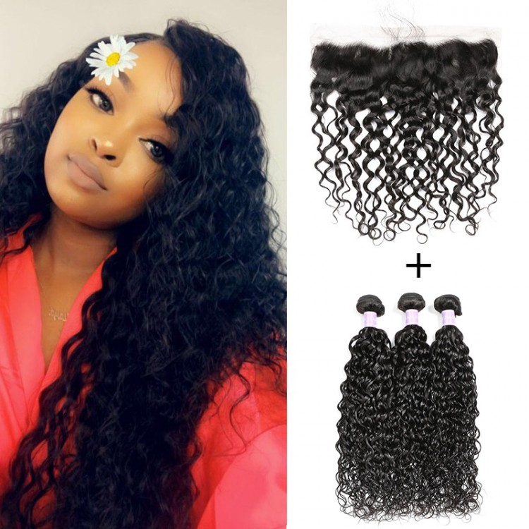Peruvian Natural Wave Weave