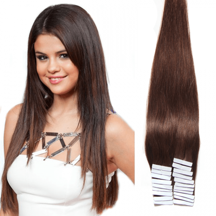 Tape Skin Weft Straight Human Virgin Hair