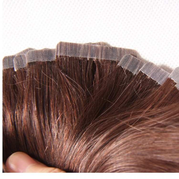 PU hair extension Human Hair