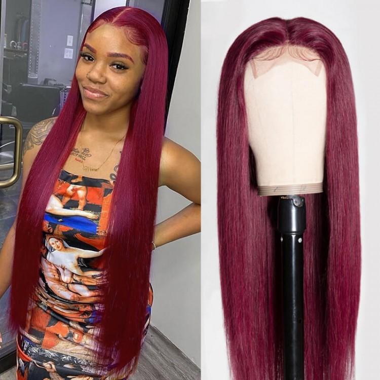 99j straight wig