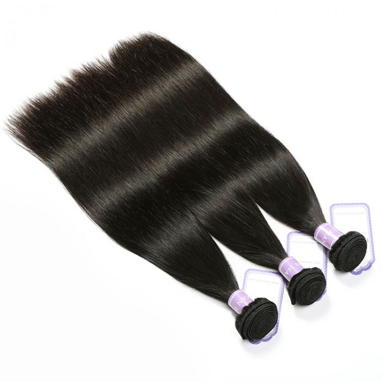 natural black Indian virgin hair
