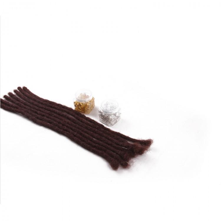 soft dread crochet hair