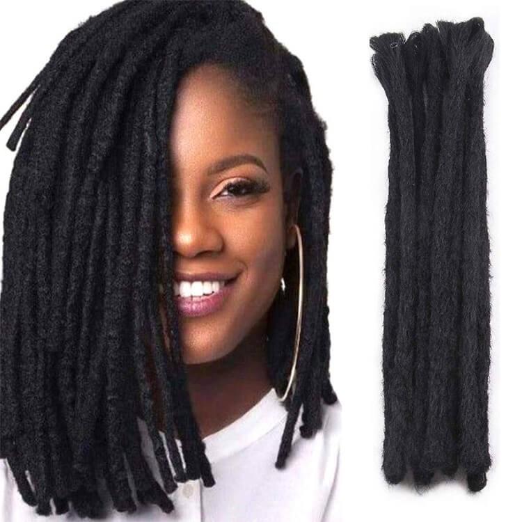 synthetic dreads crochet