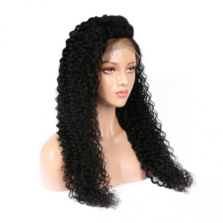 Brazilian Curly 13*6 Lace Front Wig