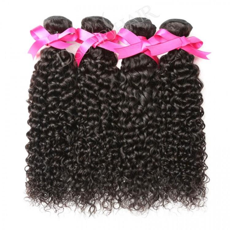 4 Bundles Curly Weave