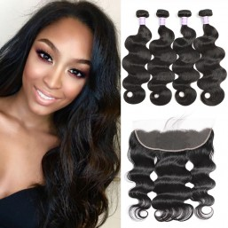4 Bundles Brazilian Body Wave