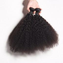 Peruvian Afro kinky curly