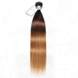 7A virgin hair ombre hair extensions